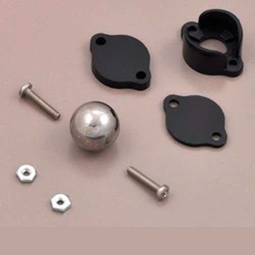 Ball Caster bola metal 1/2 (giroloco)