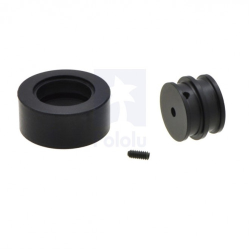 1xSolarbotics RW2i Wheel (tornillo de ajuste interno)
