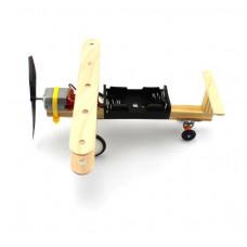 Kit didactico educativo Mini Aeroplano
