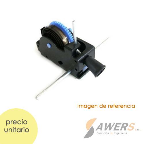 Mini Caja reductora acumuladora de energia DIY