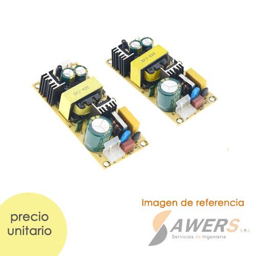 Controlador PWM Spindle 12-48V 40A (Inversion de giro)