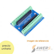 Arduino Screw Nano Shield