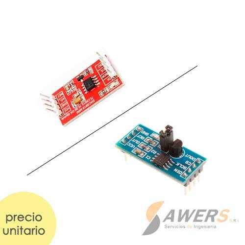 TLC5615 Conversor DAC 10Bit