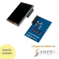 Pantalla LCD TFT 320x240 3.2inch (Raspberry)
