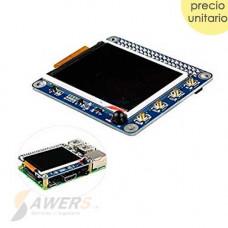 Pantalla LCD TFT  320x240 2.2inch (Raspberry)
