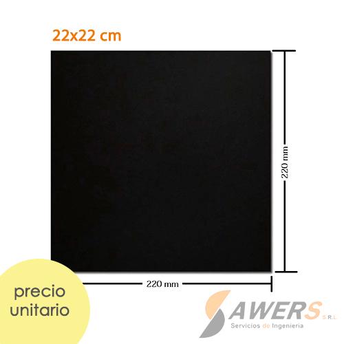 Cama Flexible Adhesivo 22x22cm