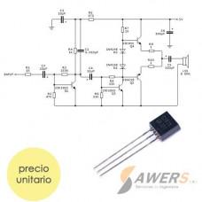 2SC1815 Transistor NPN 50V 80Mhz 120hFE
