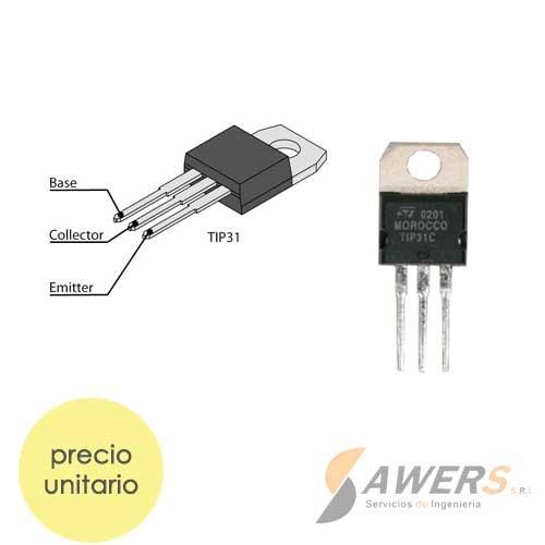 TIP31 Transistor NPN