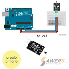 KY-013 Modulo Sensor de Temperatura Analogico