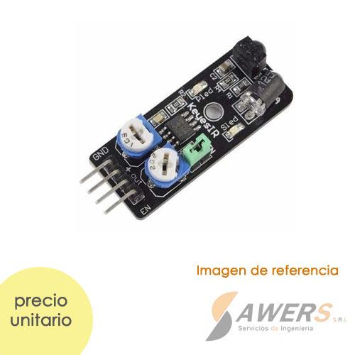 Sensor de distancia IR para Arduino