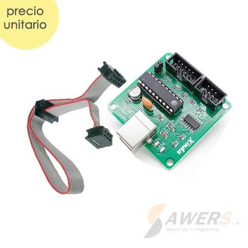Programador USBTinyISP V3  AVR