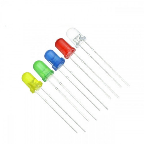 Diodo Led 3mm (ver colores)