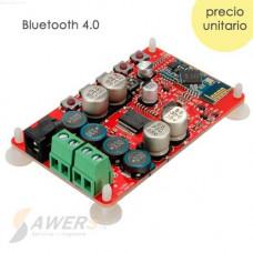 TDA7492P Amplificador Stereo 50W Bluetooth 4.0