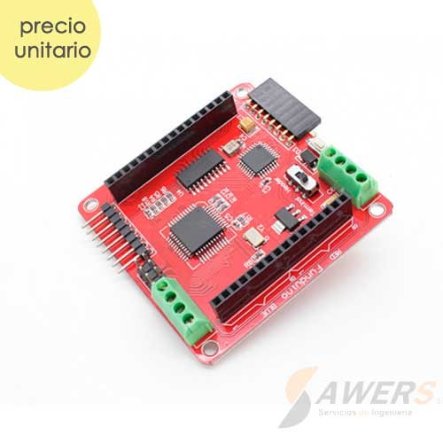 Colorduino Matrix RGB LED Driver Shield Para Arduino