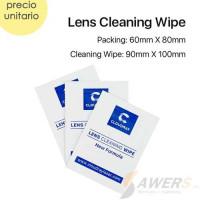 Toallita para limpieza Lente y Espejo Laser