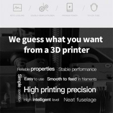 Impresora 3D Creality CR-10S PRO V2 30x30x40cm