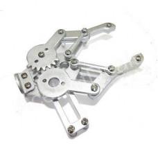 Garra de Aluminio para Robot compatible MG995