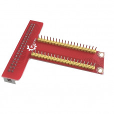 GPIO Adaptador para Raspberry Pi 3B y B(Mas)