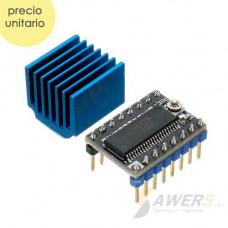 LV8729 Driver stepper Ultra-silencioso de 4 capas