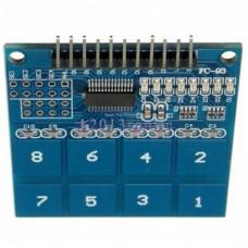 TTP226 Sensor Tactil Capacitivo 8 Canales