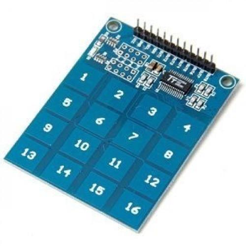 TTP229 Sensor Tactil Capacitivo 16 Canales