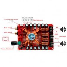 TDA7498E Amplificador Stereo 160W BTL