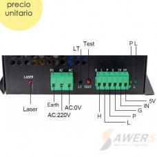 Fuente Laser CO2 150W 220V