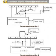 Fuente de Alimentacion Laser 40W 220VAC