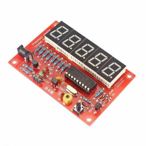 Contador de frecuencia de 1Hz-50MHz