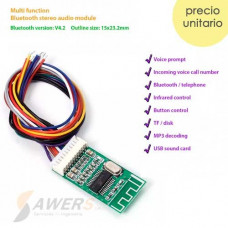 Receptor de Audio MP3 Bluetooth 4.1 KCX_BT002