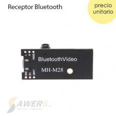 Receptor de Audio MP3 Bluetooth 4.2 MH-M28