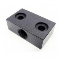 Bloque roscado 8mm para husillo trapezoidal