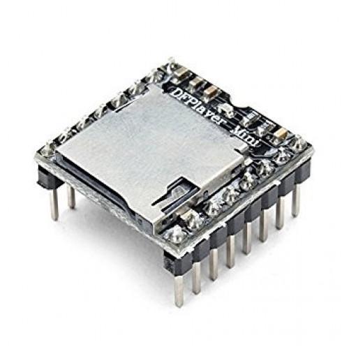 DFPlayer Mini - Decodificador MP3 para Arduino