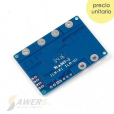 Controlador de Carga Panel Solar 3,7V 3A 20W