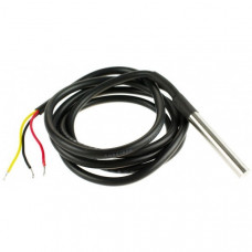 DS18B20 Sensor de Temperatura 1-Wire 125C Impermeable