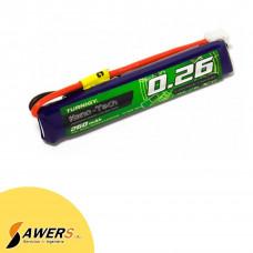 Bateria Lipo 3.7v 500mAh 1S 50C Turnigy Nano-Tech