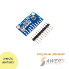 ADS1115 Conversor ADC 16bit 4CH PGA