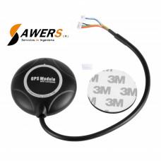 Ublox NEO 7M GPS con brujula para Ardupilot