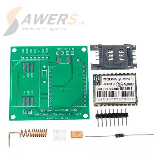 M590E Dual-band GSM/GPRS (kit)