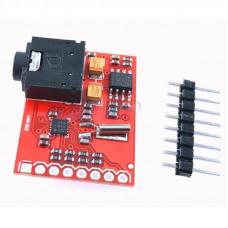 Receptor FM 87-107Mhz SparkFun Si4703 (programable)