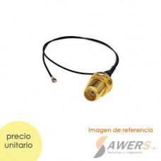 IPEX a SMA Hembra Antena Cable de extension