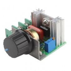 Dimmer SCR 220V 2000W (regulador de voltaje AC)