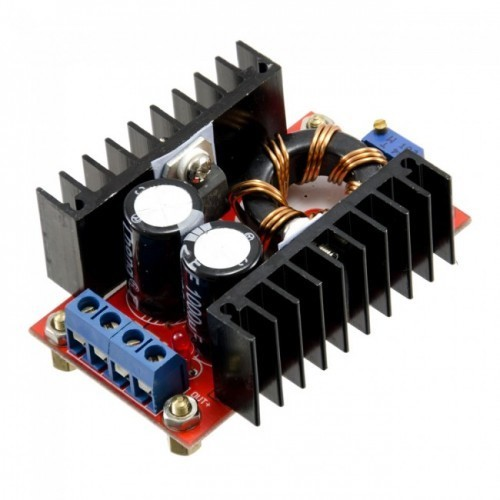 Regulador Step-Up Boost 150W 10-32V 6A
