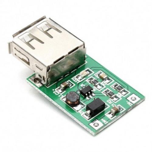 Cargador USB 18650 5V 0.6A