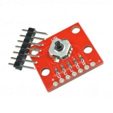 Mini Joystick Interruptor Tactil de 5 ejes