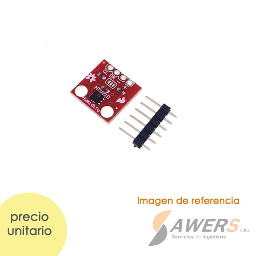 HTU21 Sensor de Humedad de presicion