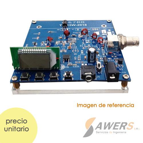 A6 Mini Quad-Band GSM/GPRS (Antena alambre)