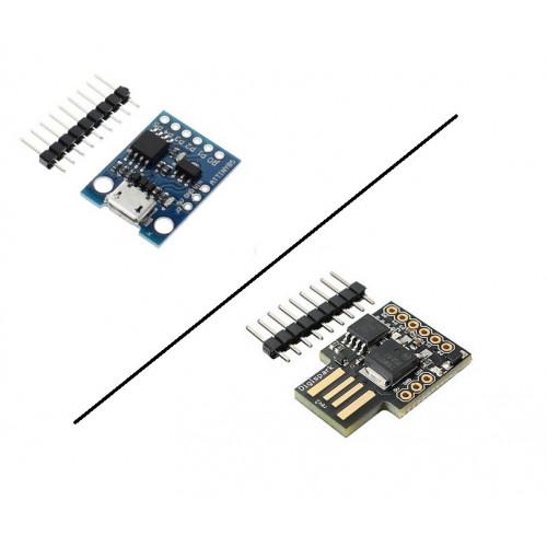 ATtiny85 Arduino Digispark (ver modelos)