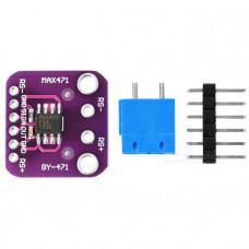 MAX471 Sensor de corriente de alta presicion 3A