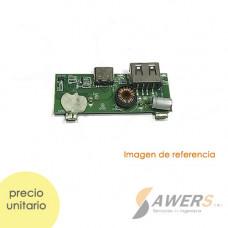 Modulo de Carga PowerBank USB a TipoC
